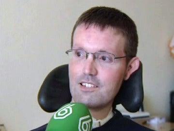 """Jaume: """"He recibido mensajes de gente con discapacidad que se ha visto reflejada en mí"""""""