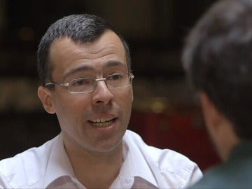 Jamil Chade, periodista brasileño, charla con Évole