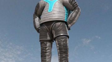 El nuevo traje de astronauta de la NASA