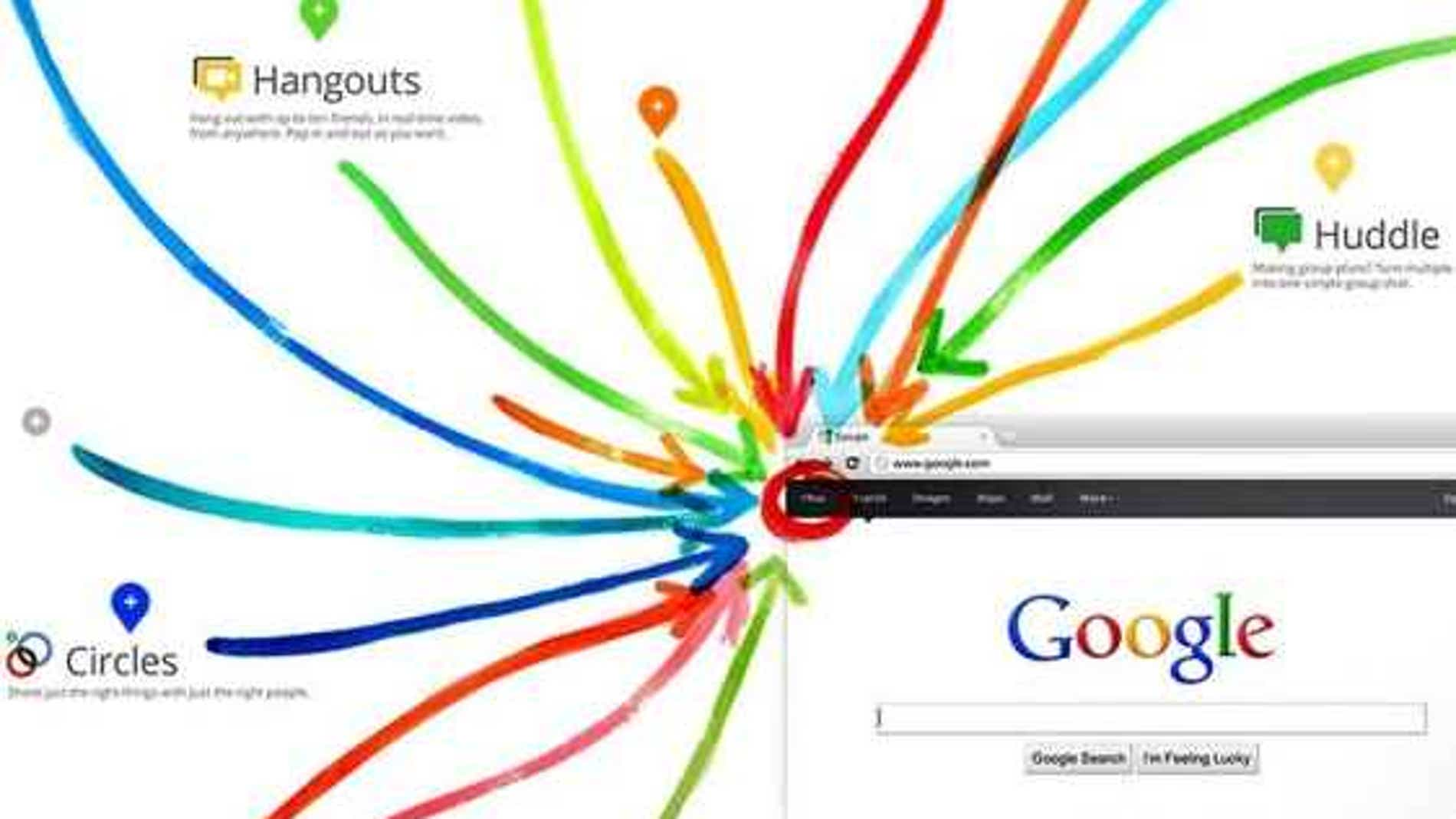 Todos los esfuerzos de Google apuntaba a su fallida red social