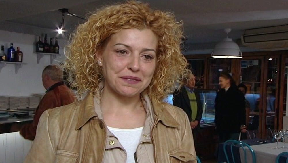 Rosa, emocionada con la reforma de 'El Puerto'