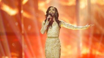 Conchita Wurst gana Eurovisión
