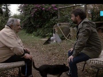 José Mujica charla con Jordi Évole en Salvados