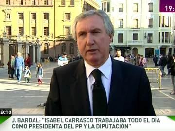 J. Bardal en Más Vale Tarde