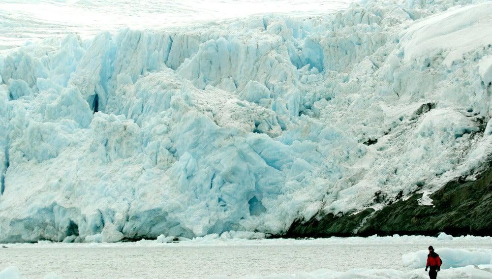 """La NASA prevé que la contracción de glaciares en la Antártida es """"imparable"""""""