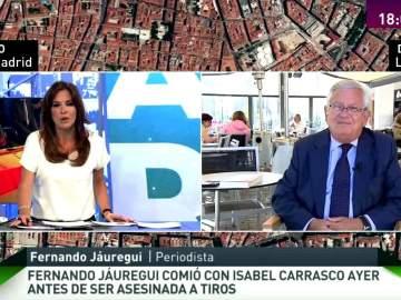 Fernando Jáuregui habla para mvt