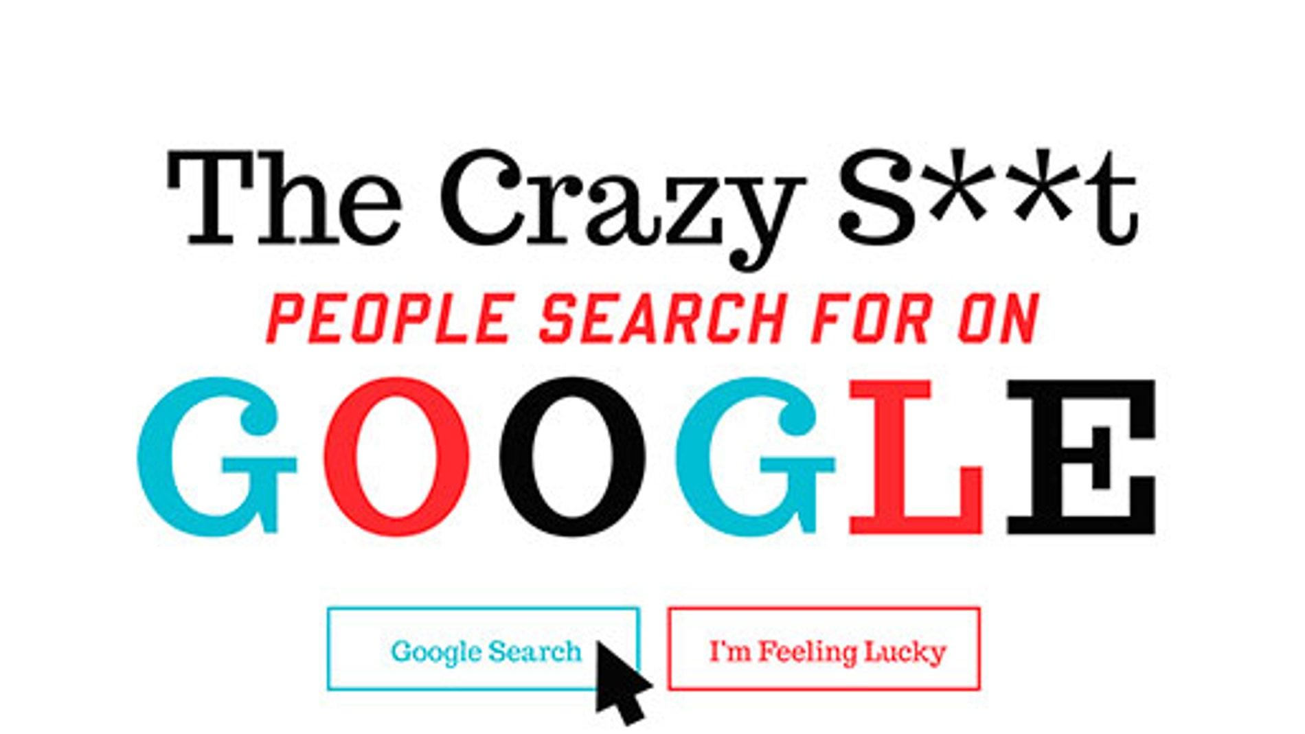 Cosas absurdas que buscan en Google
