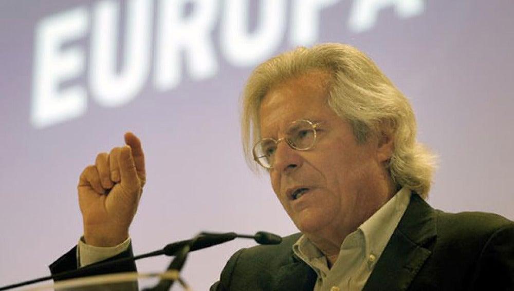 Javier Nart, eurodiputado de Ciudadanos