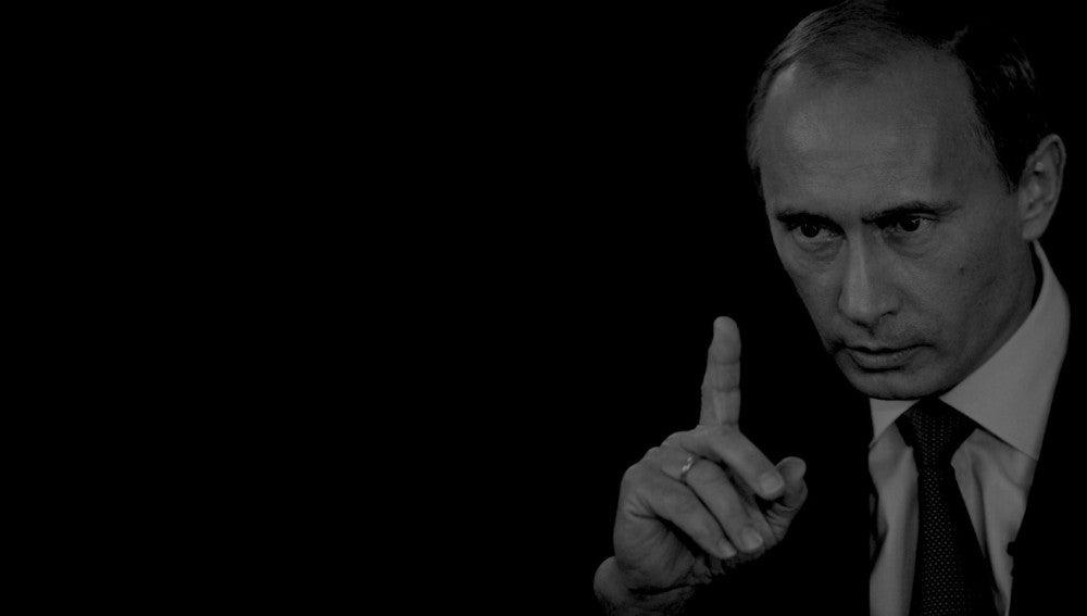 Putin, el rostro de la censura rusa
