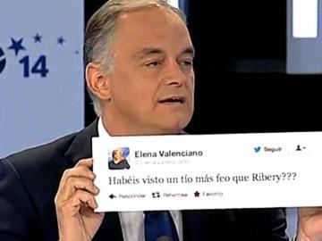 González Pons recuerda el tuit de Valenciano