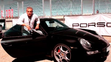 Diego Suárez es un amante de los coches de alta gama