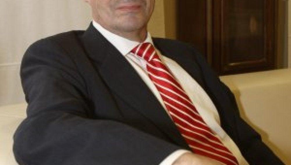 Juan José Laborda, expresidente del Senado