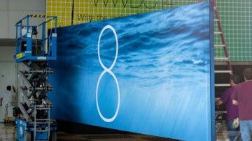 Presentación de iOS 8 Apple
