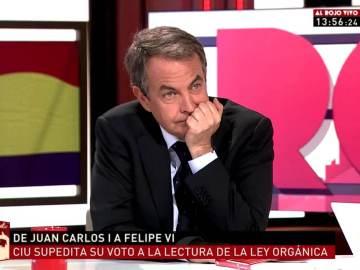 Zapatero en ARV