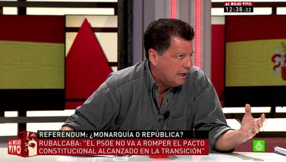 Alfonso Rojo en ARV