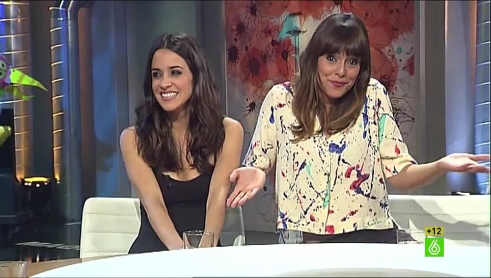 Macarena García y Belén Cuesta