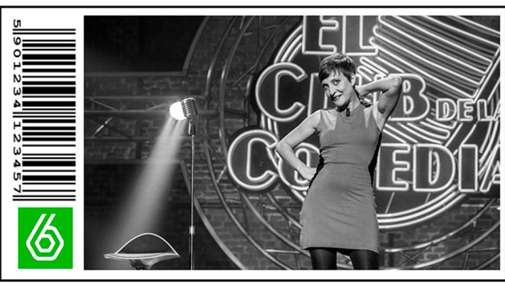 La entrada de Eva Hache para El Club de la Comedia