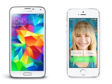 Comparamos los dos teléfonos superventas de Apple y Samsung