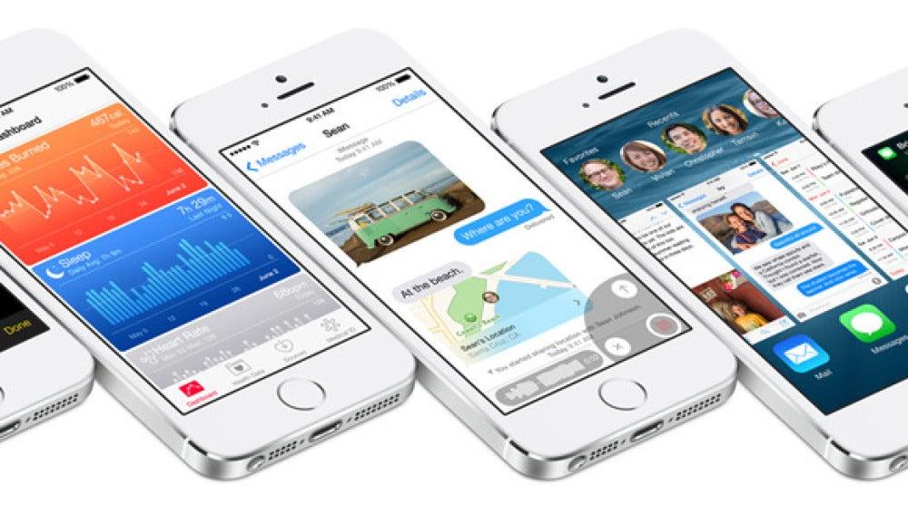 iOS 8 esconde características que no se enseñaron en su presentación