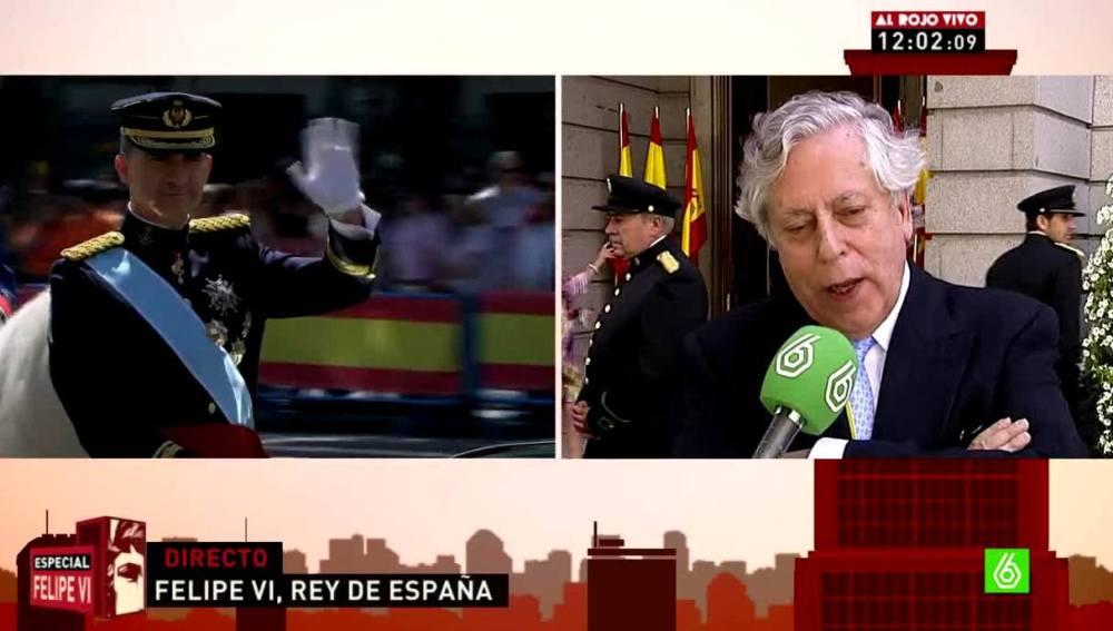 Miguel Ángel Aguilar en ARV