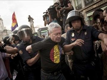 La Policía Nacional detiene al expolítico Jorge Verstrynge