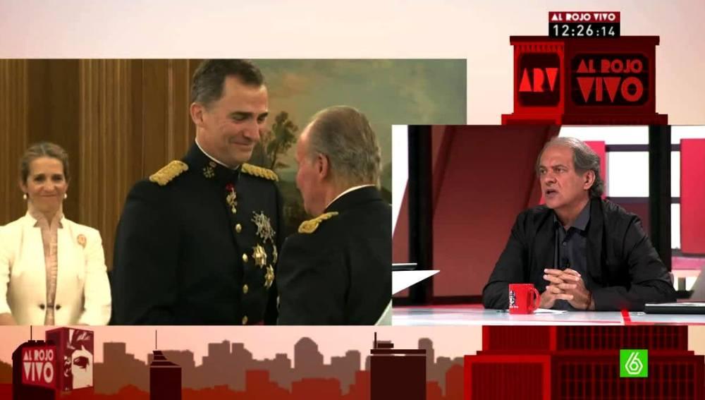 Javier Arcoa en ARV
