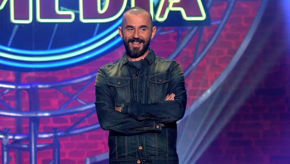 Santi Millán en El Club de la Comedia