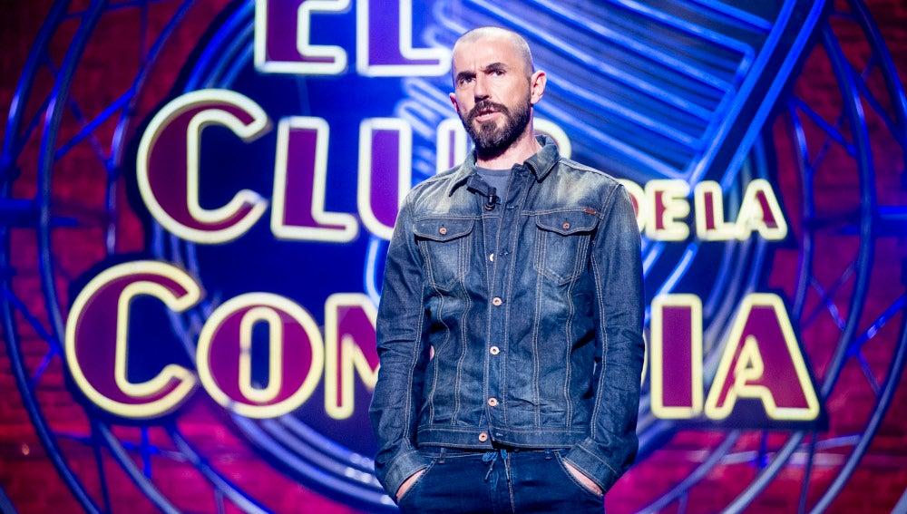 Santi Millán en 'El Club de la Comedia'