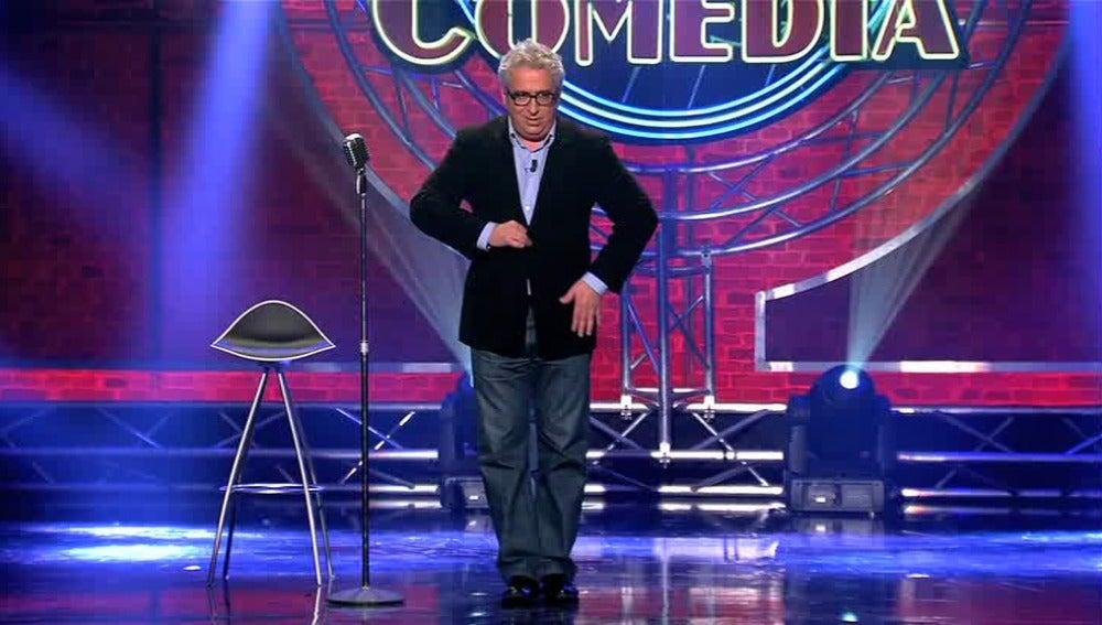 Leo Harlem en El Club de la Comedia