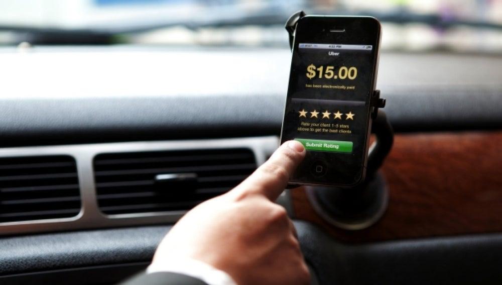 Uber, una forma alternativa de transporte