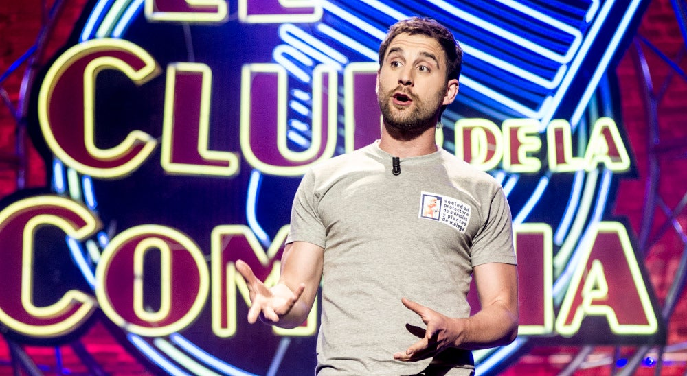 Dani Rovira en 'El Club de la Comedia'