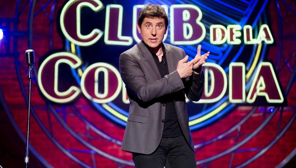 Manel Fuentes en 'El Club de la Comedia'