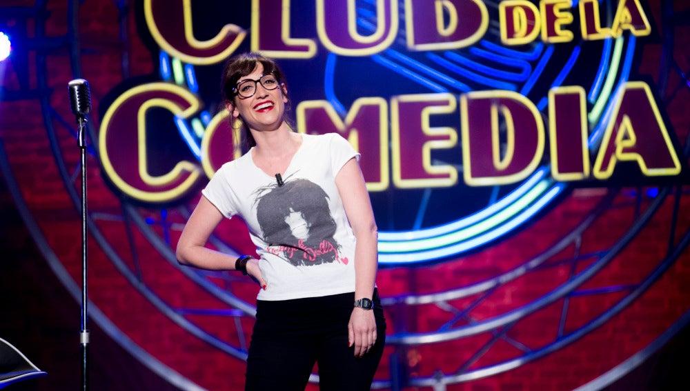 Ana Morgade en 'El Club de la Comedia'