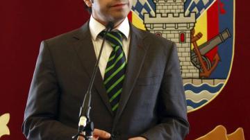 El alcalde de Ferrol, José Manuel Rey Varela