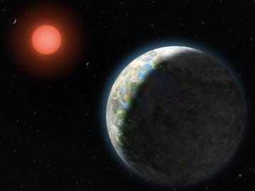 Estrellas como Gliese siguen siendo candidatas para albergar planetas habitables