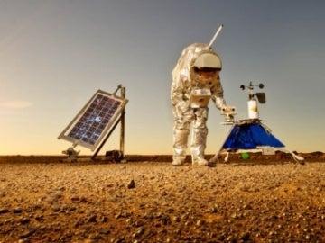 Simulacro de la misión de colonización de Marte