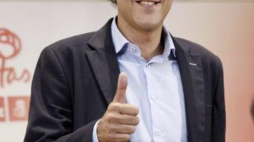 Eduardo Madina, candidato a la Secretaría General del PSOE