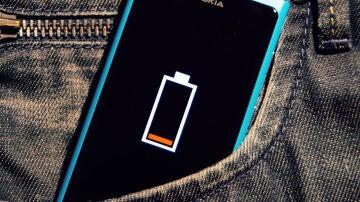 La duración de la batería... esa lacra de los smartphones