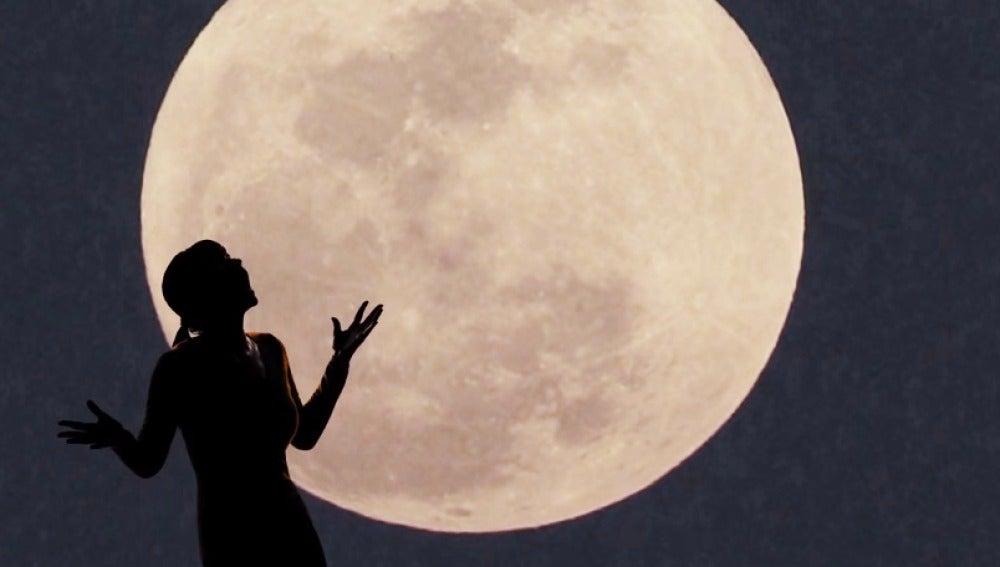 Luna gigante o superluna