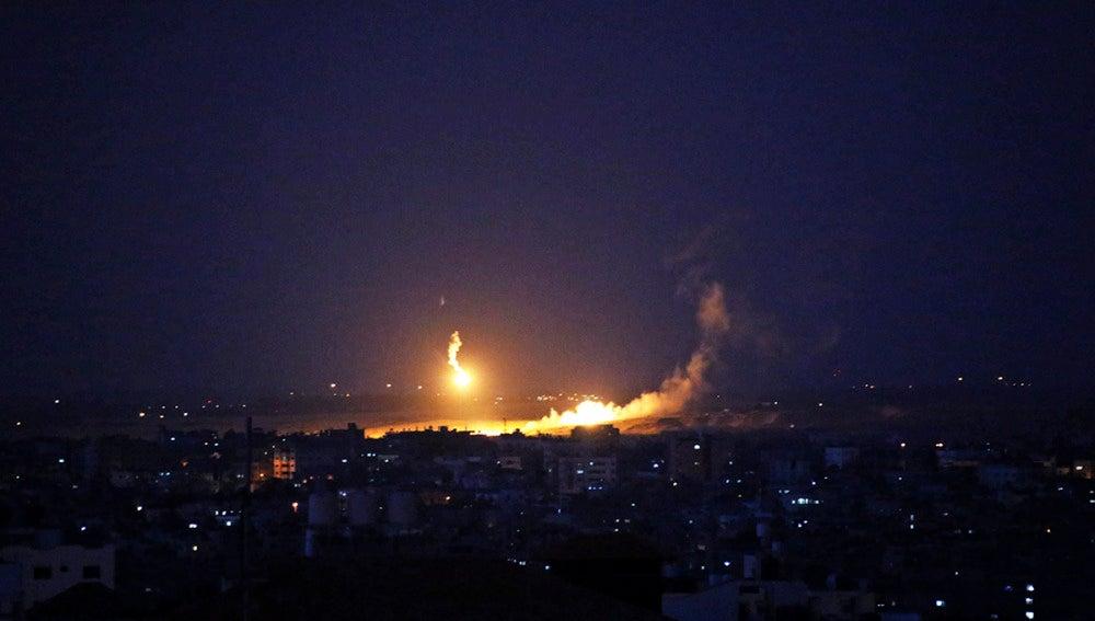Netanyahu ordena el inicio de la ofensiva terrestre en la Franja de Gaza