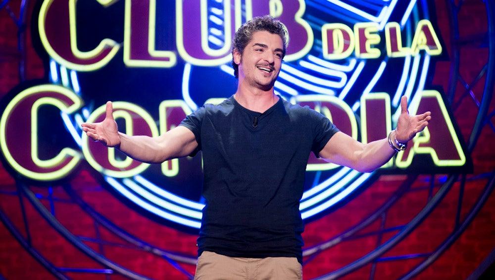 Txabi Franquesa en El Club de la Comedia
