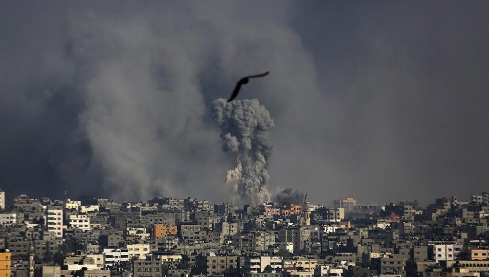 651 palestinos muertos y 4.600 heridos en 16 días de ofensiva israelí en Gaza
