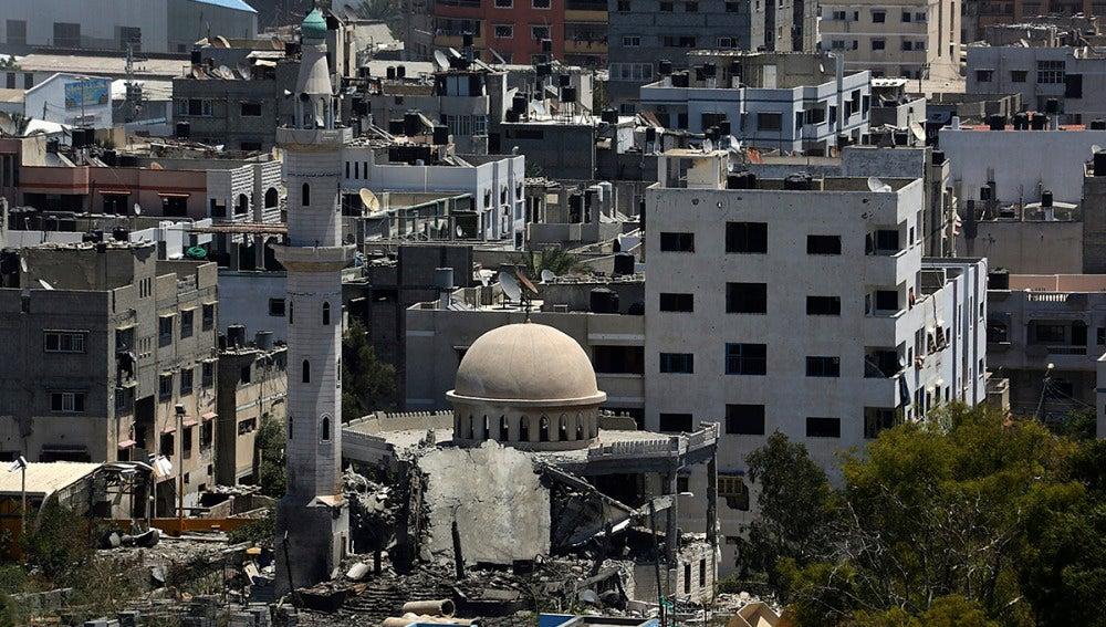 17 muertos y 200 heridos por un bombardeo israelí a una escuela