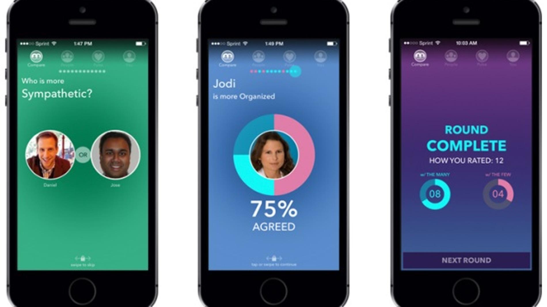 Una app para valorar de forma anónima a los compañeros de curro