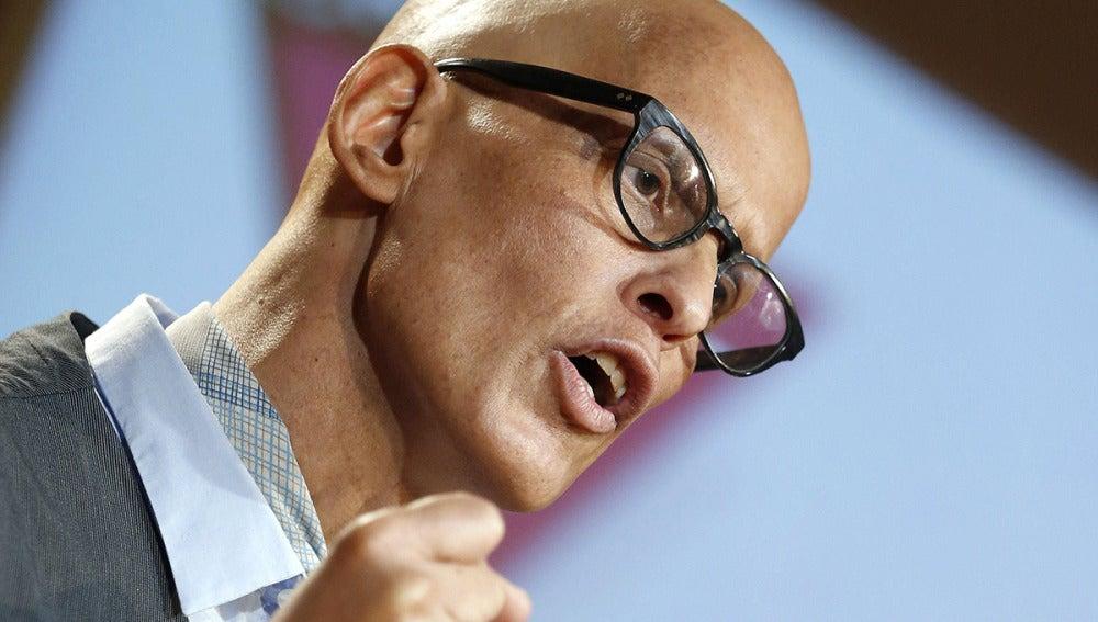 Pedro Zerolo, que será el nuevo secretario de Movimientos Sociales del PSOE