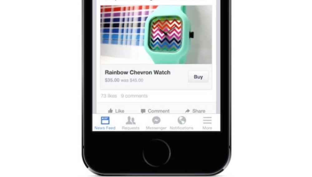 Facebook ha entrado a saco con las ventas