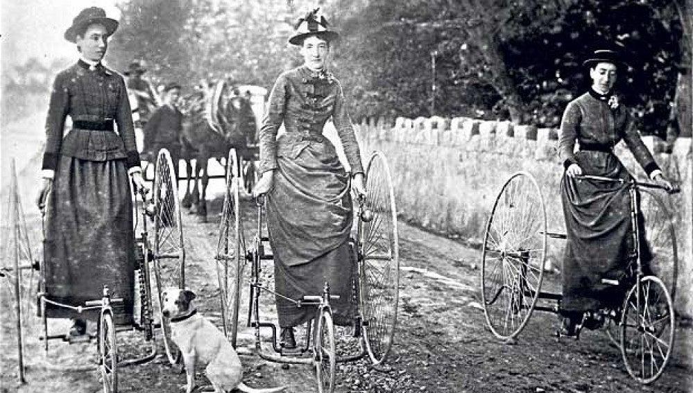 Victorianas en Bicicleta