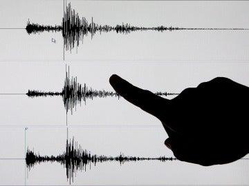Imagen de archivo de un sismógrafo