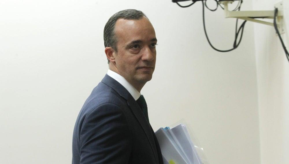 Francisco Martínez, secretario de Estado de Seguridad