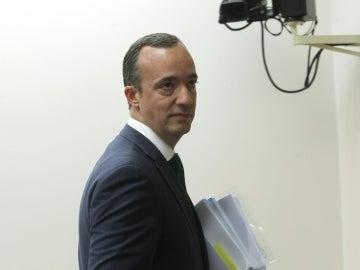 Francisco Martínez, secretario de Estado de Seguridad